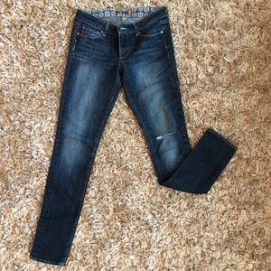 Straight leg Paige jeans! Size 27!
